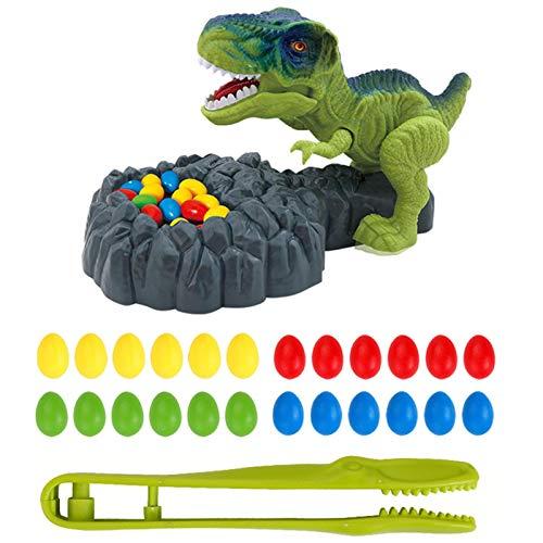 LOVOICE Juguetes de Dinosaurios que mueren Le Dita, al juego interactivo de rompecabezas de escritorio para niños