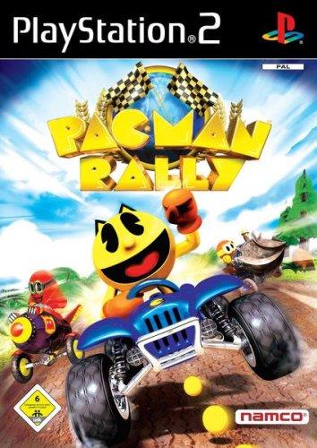 Pac-Man Rally