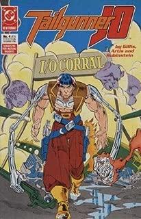 Tailgunner Jo, Edition# 4