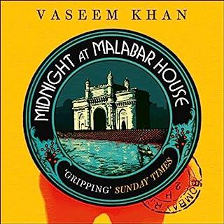 Midnight at Malabar House cover art