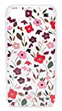Kate Spade New York Jeweled Boho Floral Clear iPhone 7 / 8 Case, Clear Multi, iPhone 7