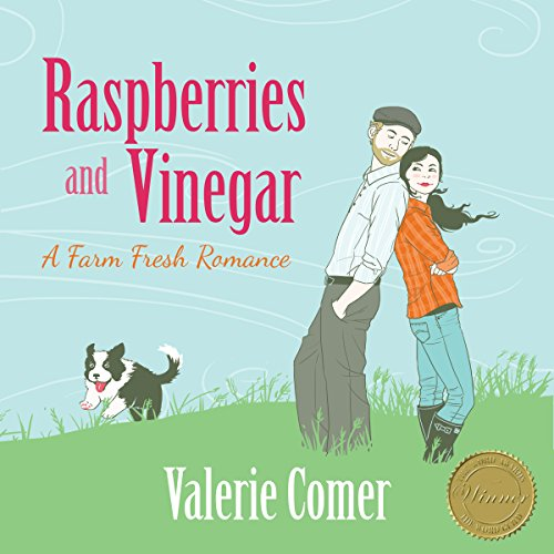 Raspberries and Vinegar     A Farm Fresh Romance Book 1              By:                                                                                                                                 Valerie Comer                               Narrated by:                                                                                                                                 Becky Doughty                      Length: 8 hrs and 21 mins     46 ratings     Overall 4.2