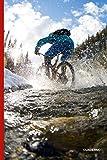 Pasión Cuaderno: 120 páginas forradas | BMX Regalo de adulto, hombre, mujer, adolescente y niño para Navidad o cumpleaños