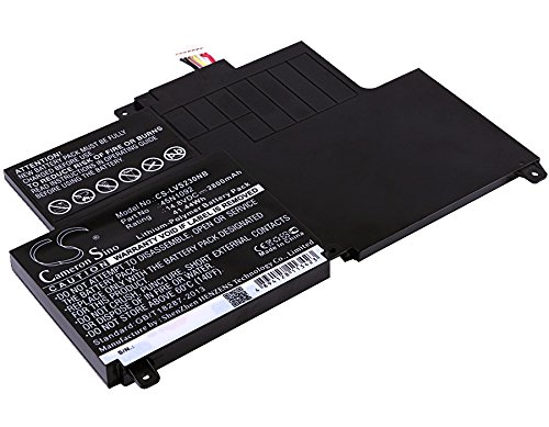 Buy Bargain Replacement Battery Part No.45N1092, 45N1093 for Lenovo ThinkPad Edge S230u, ThinkPad S2...