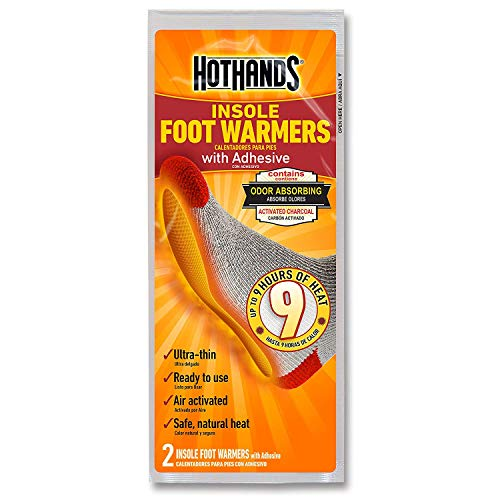 Hot Hands chauffe-pieds instants - 4...