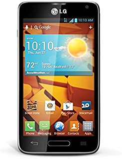 LG Optimus F3 Android SmartPhone (Boost Mobile) - White