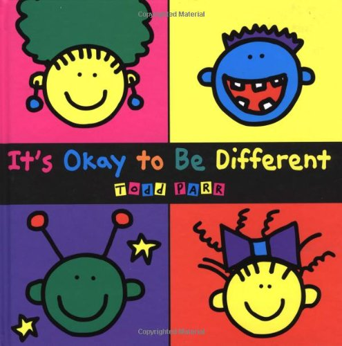 It's Okay to Be Different (Todd Parr Classics)の詳細を見る