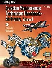 Aviation Maintenance Technician Handbook?Airframe: FAA-H-8083-31 Volume 1 (FAA Handbooks series)