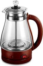 Bouilloire électrique multifonctionnelle chaude eau chaude eau automatique bouilloire électrique 1L-rouge SKYJIE