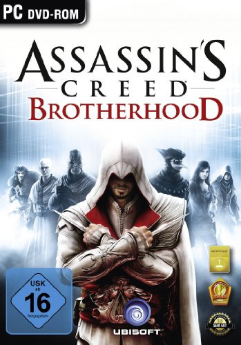 test Assassin's Creed Brotherhood [Software Pyramide] – – [PC] Deutschland