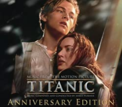 Titanic (2CD Anniversary Edition) Soundtrack Edition by Various Artists (2012) Audio CD
