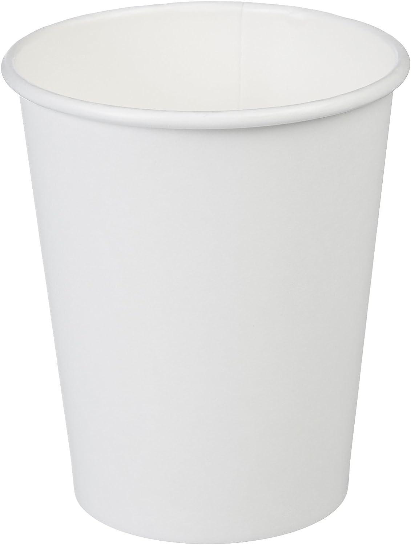 AmazonBasics 8 oz. Paper Hot Cup, 1,000-Count
