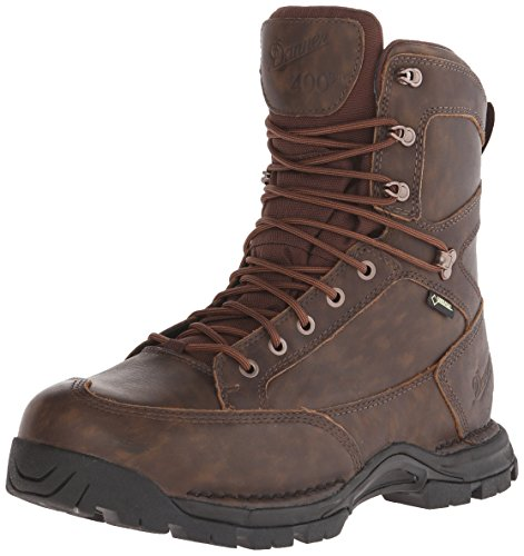 Danner Men's 45007 Pronghorn 8' 400G Gore-Tex Hunting Boot, Brown - 11 D