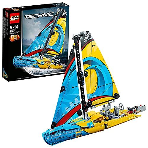 7. Barco de Competición - Set 2 en 1