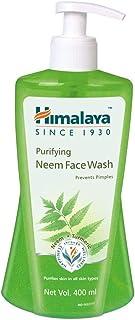 Himalaya Purifying Neem Face Wash, 400 ml