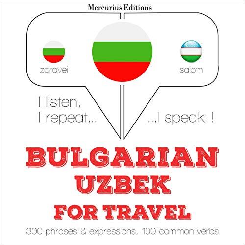Bulgarian - Uzbek. For travel cover art