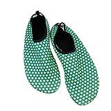 ABOOFAN 1 par de zapatos de deportes acuáticos para mujer y...