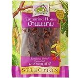 Seedless Dried Sweet Tamarind Snack Natural Real Herbal Fruit Net Wt 90 G (3.17 Oz) Tamarind-house Brand X 3 Bags