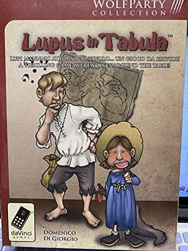 Lupus in Tabula.