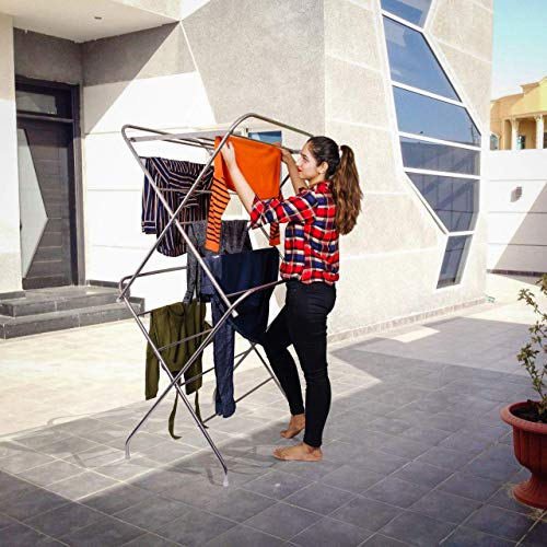 Parasnath Foldable Cloth Drying Stand