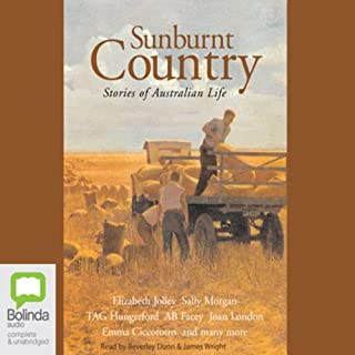 Sunburnt Country Cover Art