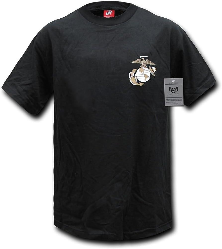 Rapiddominance 25% OFF Marines Basic Tee Max 64% OFF Military