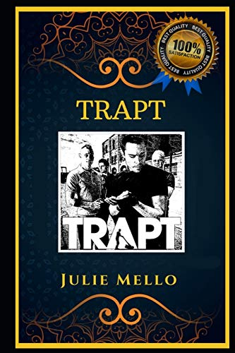 Trapt: An American Rock Band, the Original Anti-Anxiety Adult Coloring Book