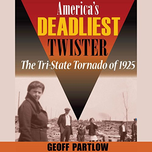 America's Deadliest Twister audiobook cover art