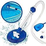 ZYFWBDZ Automático de Piscina de succión del Aspirador Subida Pared de la Manguera de Alta presión automático de la Piscina Cleaner