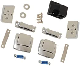 Orange Cycle Parts Tour-Pak Latch Hardware Kit for Harley Touring 1997-2013 with Tour-Pack