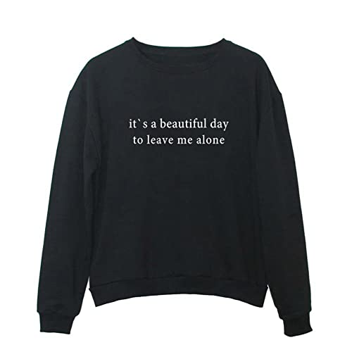 8d860105c92d YITAN Women Graphic Cute Sweaters Funny Pullover Teen Girls Sweatshirts