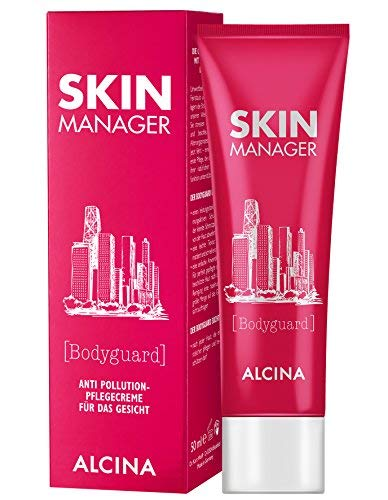 ALCINA Skin Manager Bodyguard, 1 x 50 ml - Anti-Pollution Pflegecreme für das Gesicht