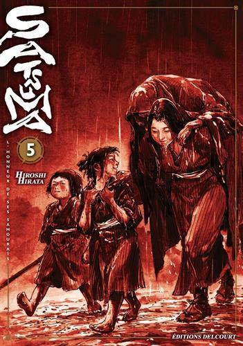 Satsuma l'honneur de ses samourais T05