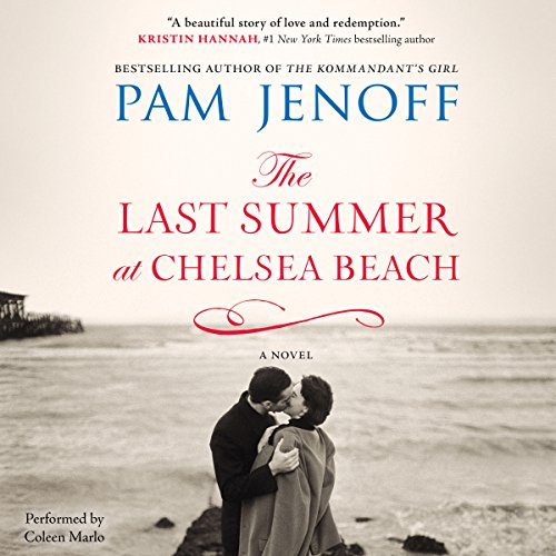 The Last Summer at Chelsea Beach                   By:                                                                                                                                 Pam Jenoff                               Narrated by:                                                                                                                                 Coleen Marlo                      Length: 11 hrs and 19 mins     34 ratings     Overall 4.1