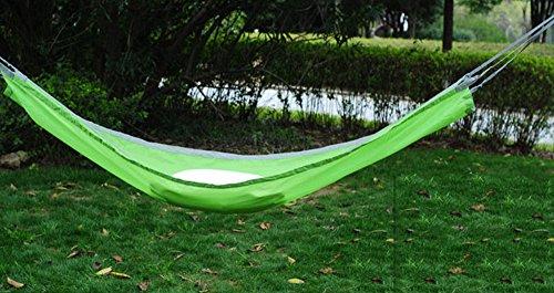 MONEYY Les hamacs extérieurs comme l'ordinateur Portable Ultra-léger 185 * 70 Parachute hamacs, 185 * 70cm,a (cm)