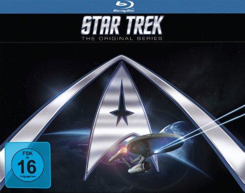 Star Trek: Die komplette Serie [Blu-ray]