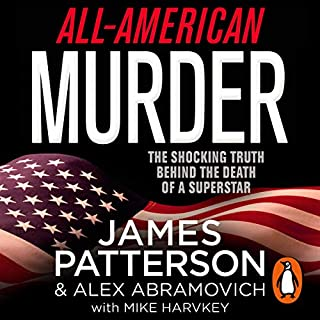 Couverture de All-American Murder