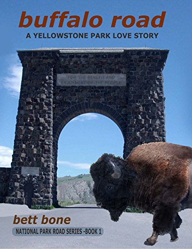 Buffalo Road: A Yellowstone Park Love Story (National Park Road Series Book 1) (English Edition)