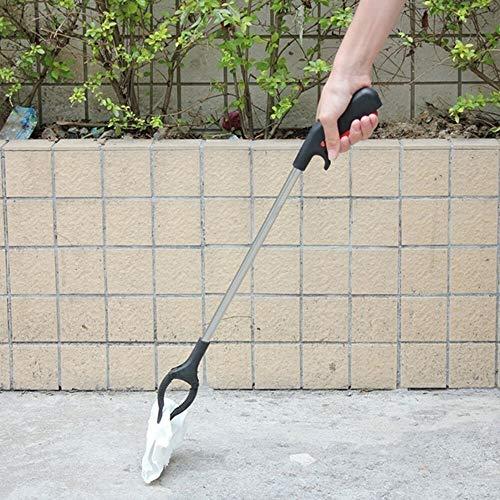 Accesorios de jardín Pick Up Grabber rectificado for herramientas de basura Alcance de la mano palo largo garra Útil herramienta de la limpieza de la basura Pequeño artículo Brazo Para planta, riego,