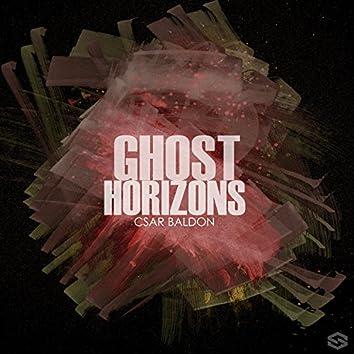 Ghost Horizons