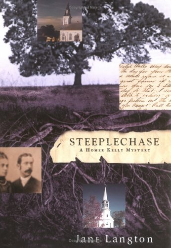 Download Steeplechase (Homer Kelly Mysteries) 0312301952