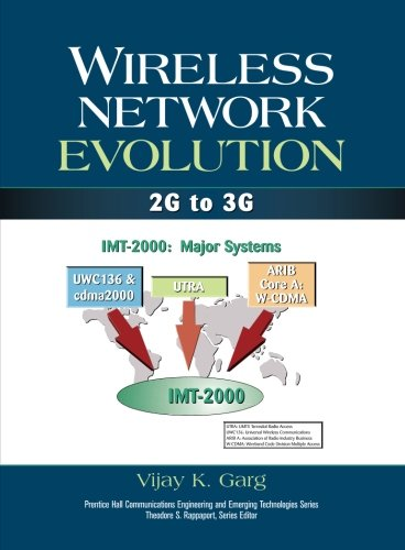 Wireless Network Evolution: 2G to 3G