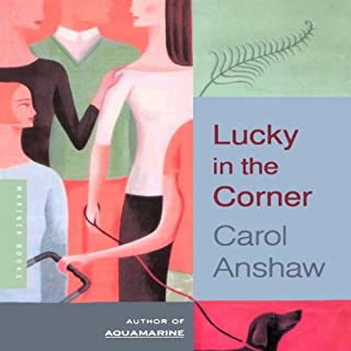 Lucky in the Corner audiobook cover art