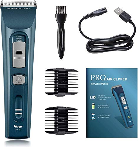 Lavuky Dog Grooming Clipper Professional Low Noise Pet Clippers...