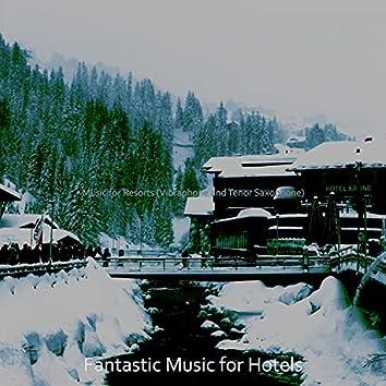 Music for Resorts (Vibraphone and Tenor Saxophone)