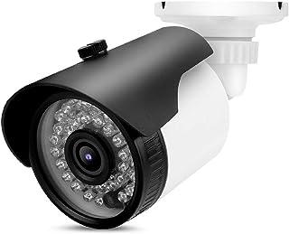 Security Camera 4‑in‑1 AHD/TVI/CVI/CVBS 1080P 2MP HD CCTV Hybrid Analog Security Camera IR Analog Camera IR‑CUT NTSC