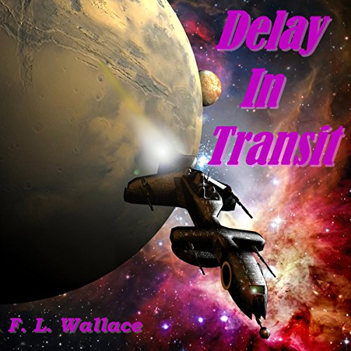 Delay in Transit audiobook cover art