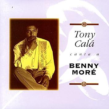 Canta a Benny Moré