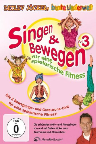 Detlev Jöcker - Singen & Bewegen, Vol. 03