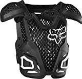Fox Racing YTH Roost Guard R3, Black, One Size (24811_001_YOS)